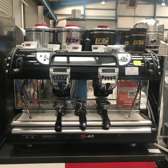 Laspaziale Electronic Coffee Machine