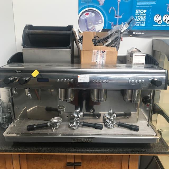 Expobar 3 Group Espresso Coffee Machine G10
