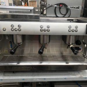 3 Group coffee machine