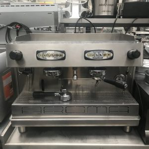Aroma 2 group Coffee Machine