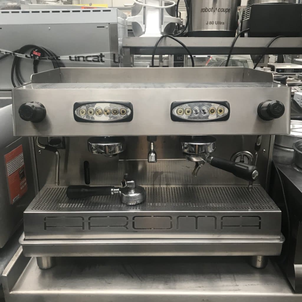 Aroma 2 group Coffee Machine