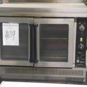 Falcon double stack convection oven 2 tier Gas Convection Oven
