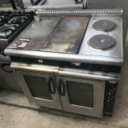 Moorwood Vulcan 900mm convection oven 2 solid top