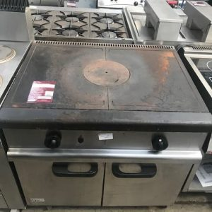 Lincat Gas solid top with oven