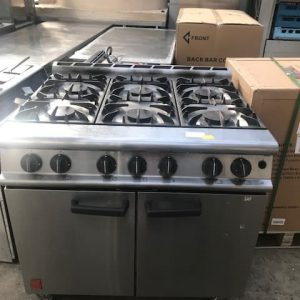 Falcon Gas 6 Burner