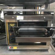 Roller Grill Conveyor Toaster