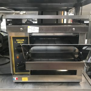 Roller Grill Conveyor Toaster
