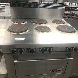 Garland Electric 6 ring Oven