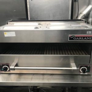 Garland Electric salamander grill