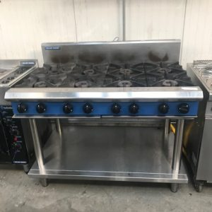 Blue Seal 8 burner gas with no oven
