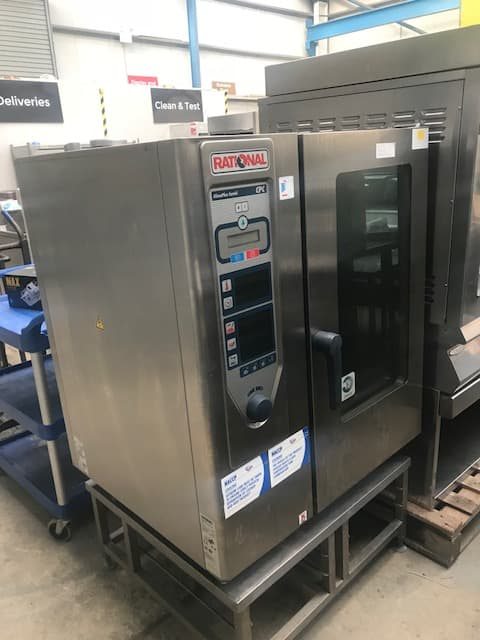 Rational 10 Grid Combi Oven by Rational