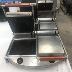 Unox  Glass Ceramic Contact Grill