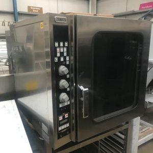 Zanussi 10 gird combi oven