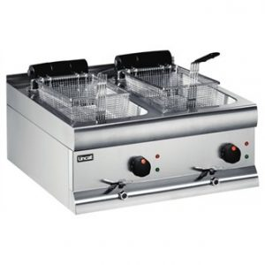 Lincat Double Tank Countertop Fryer