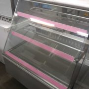 Display unit Refrigerated serve over counter