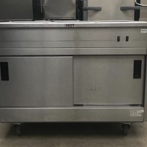 Victor Mobile Hot Cupboard