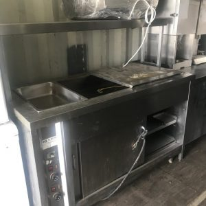 Moffat Hot Cupboard with Bain Marie