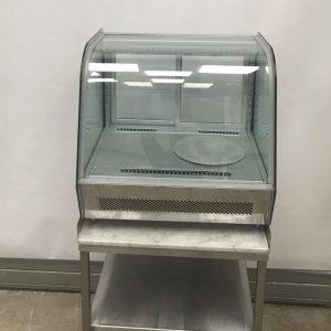 Glass fronted table top display chiller