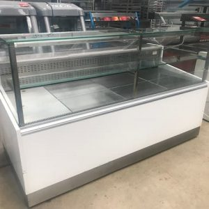 Trimco Glass fronted display unit