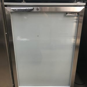Blizzard Single door Back bar counter