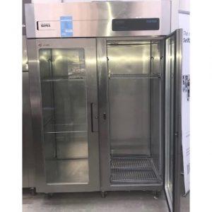 Foster Gastronorm Double door pass through chiller