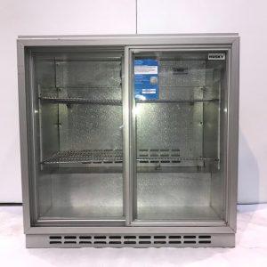 Husky 2 door drinks cabinet
