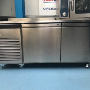 Foster Foster gastronorm series 2 chiller counter with splashback