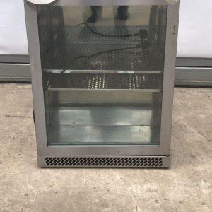 Precision Single door Back Bar chiller