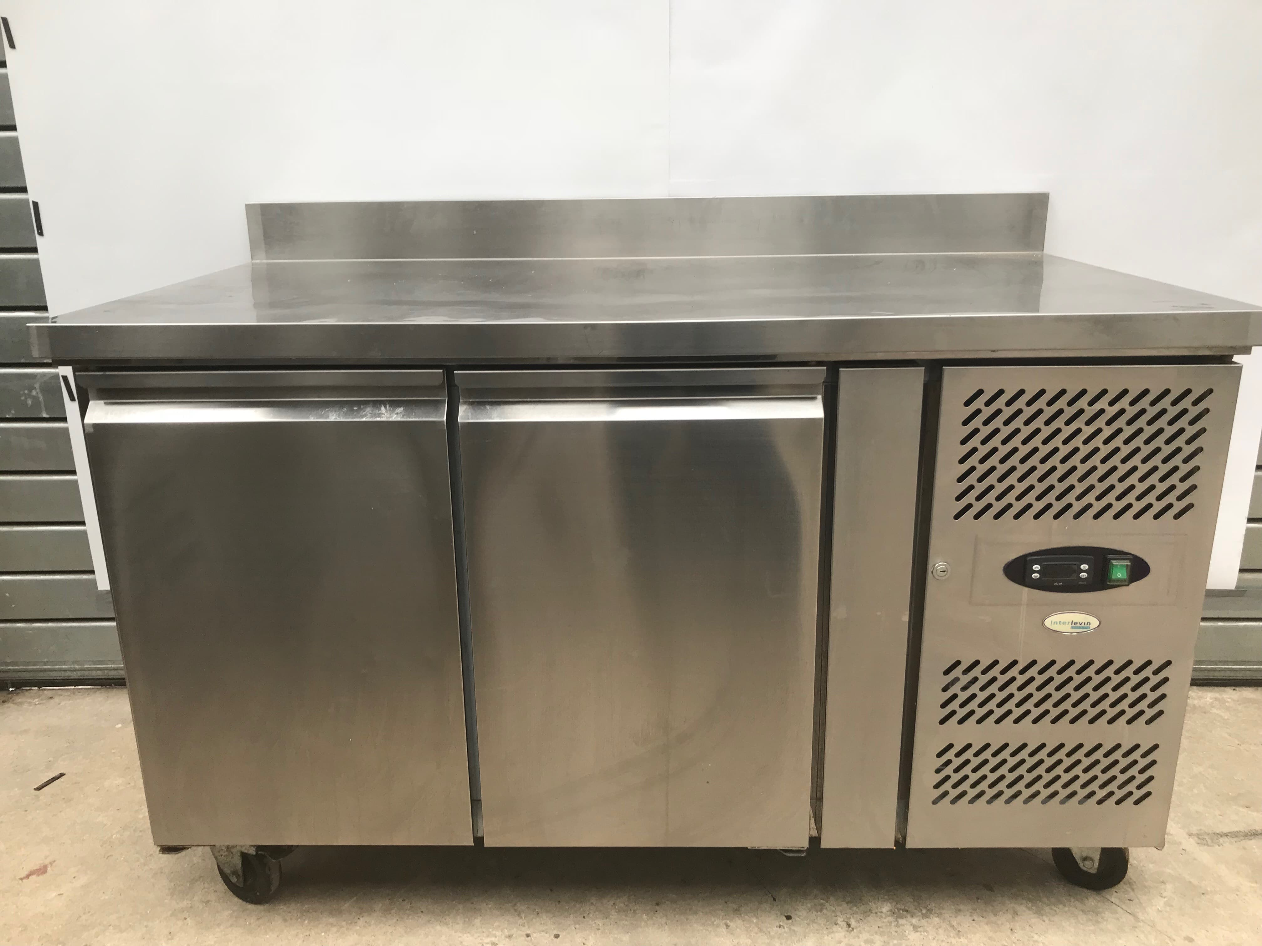 Interlevin 2 Door Refrigerated Counter