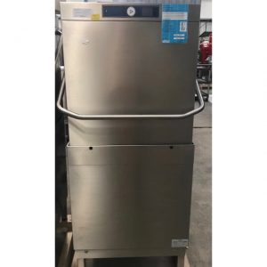 Hobart Hobart Hood Dishwasher with  External Water Softener
