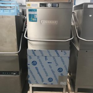 Hobart Hobart Premium Hood Dishwasher with inbuilt water softener