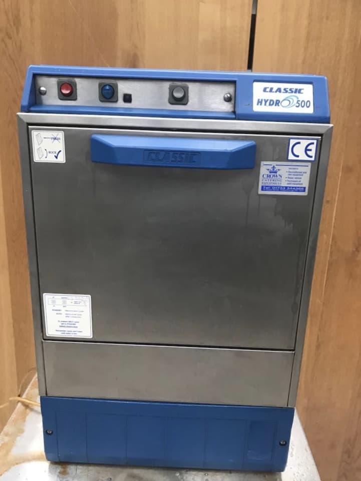 Classeq Hydro Undercounter dishwasher