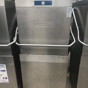 Hobart Dishwasher with vapour rinse