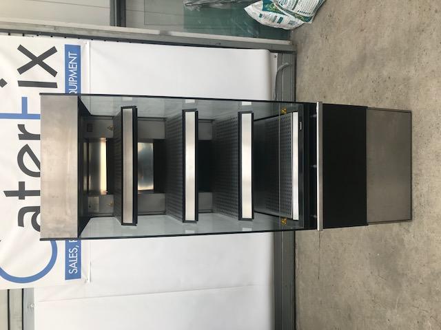 Fri-Jado Heated Multi Deck Display