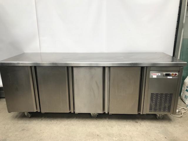 Coreco 4 door Refrigerated counter