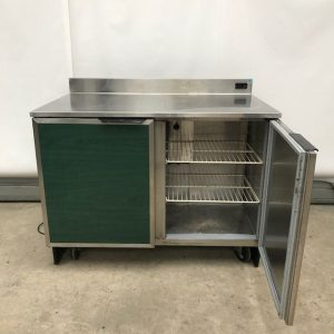 Refrigerated work top