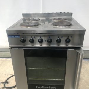 Blue Seal Electric Convection Oven And 4 Element Cooktop