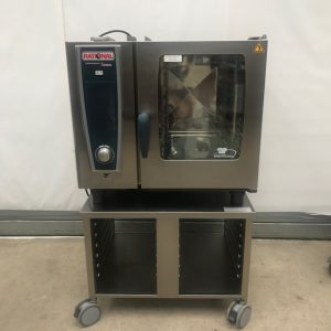 Rational 6 Grid Gas Combination Oven