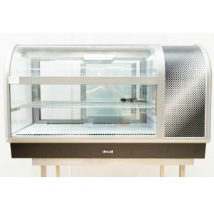 Lincat Refrigerated Merchandiser With Side Mounted Power Pack