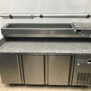 Coreco Marble Top Refrigerated  counter