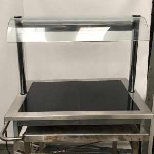 Counterline Integral Heated Display