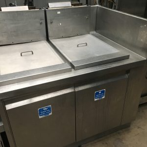 Pitco Double tank large fryer
