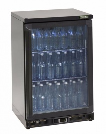 Gamko Single Door Back Bar Bottle Cooler