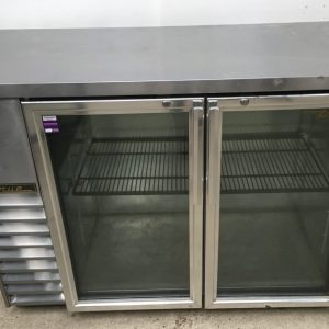 True Refrigerated back bar coolers