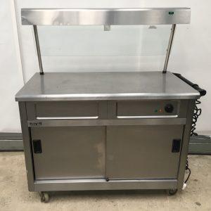 Lincat Panther Mobile Hot Cupboard