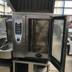 10 Grid (Self Cooking Centre) 101 Combi Oven with stand