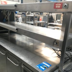 Two Tier Heated Gantry