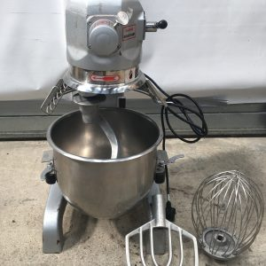 Mixer with bowl and accessories