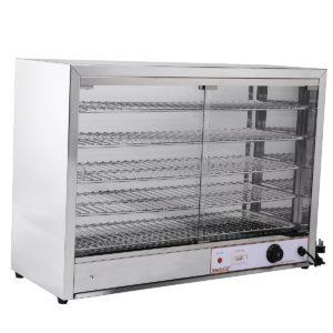 iMettos Pie Cabinet & Warmer 5 Shelves