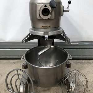 Hobart Mixer with Attachments